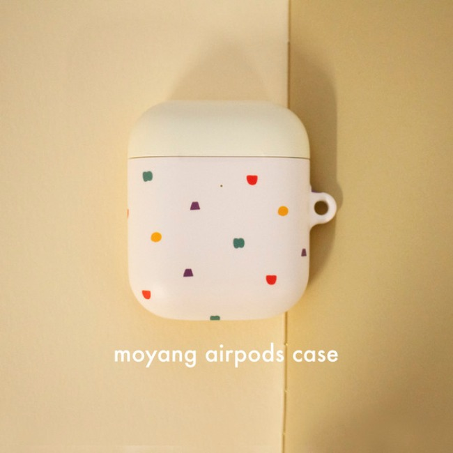 [ppp studio] moyang airpods hard case