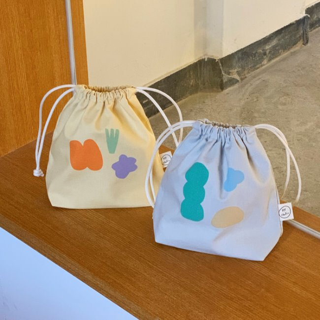 [ppp studio] pastel pouch