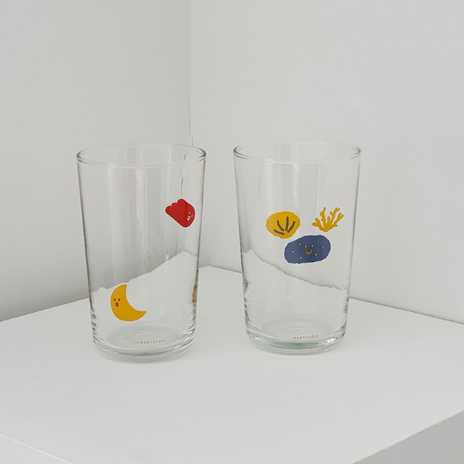 [ppp studio] emotion friends cup