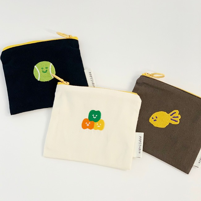 [ppp studio] mini pouch